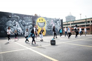 Richmond Urban Dance Street Session