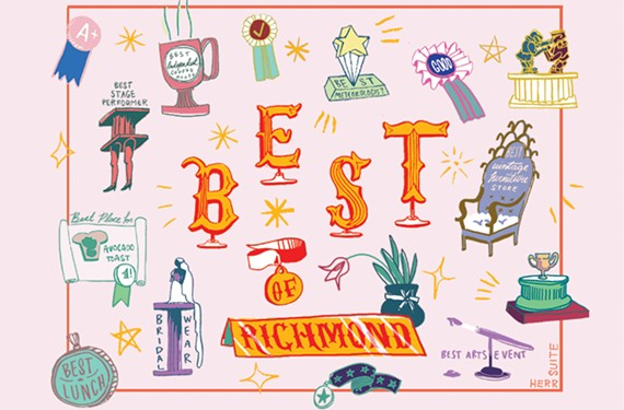 Best of Richmond 2018